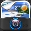 Weathergram HD: Weather Forecast in Your Photo