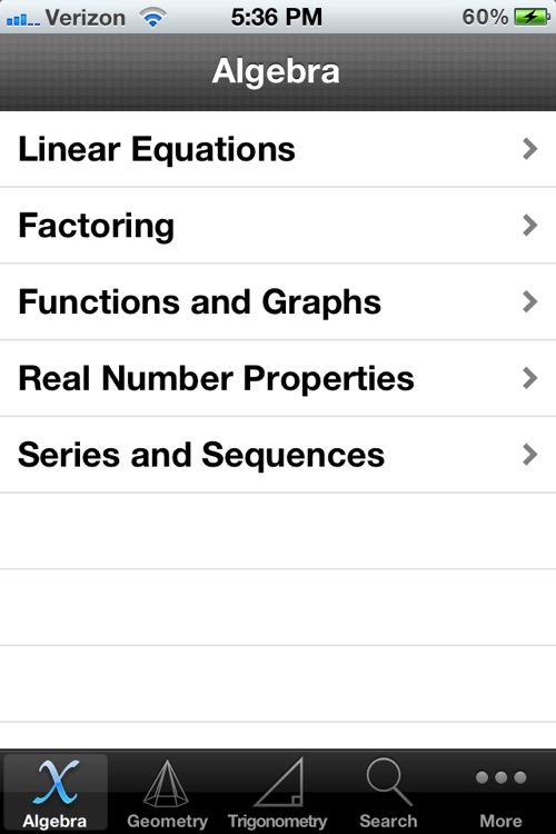 iFormulas screenshot-0
