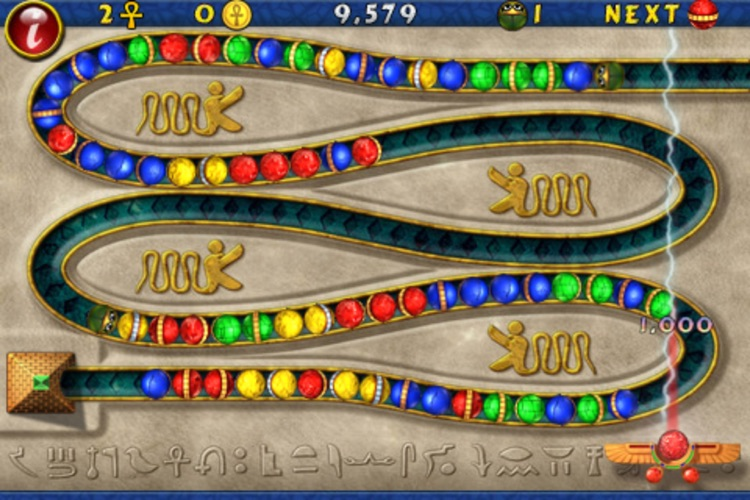 LUXOR screenshot-0