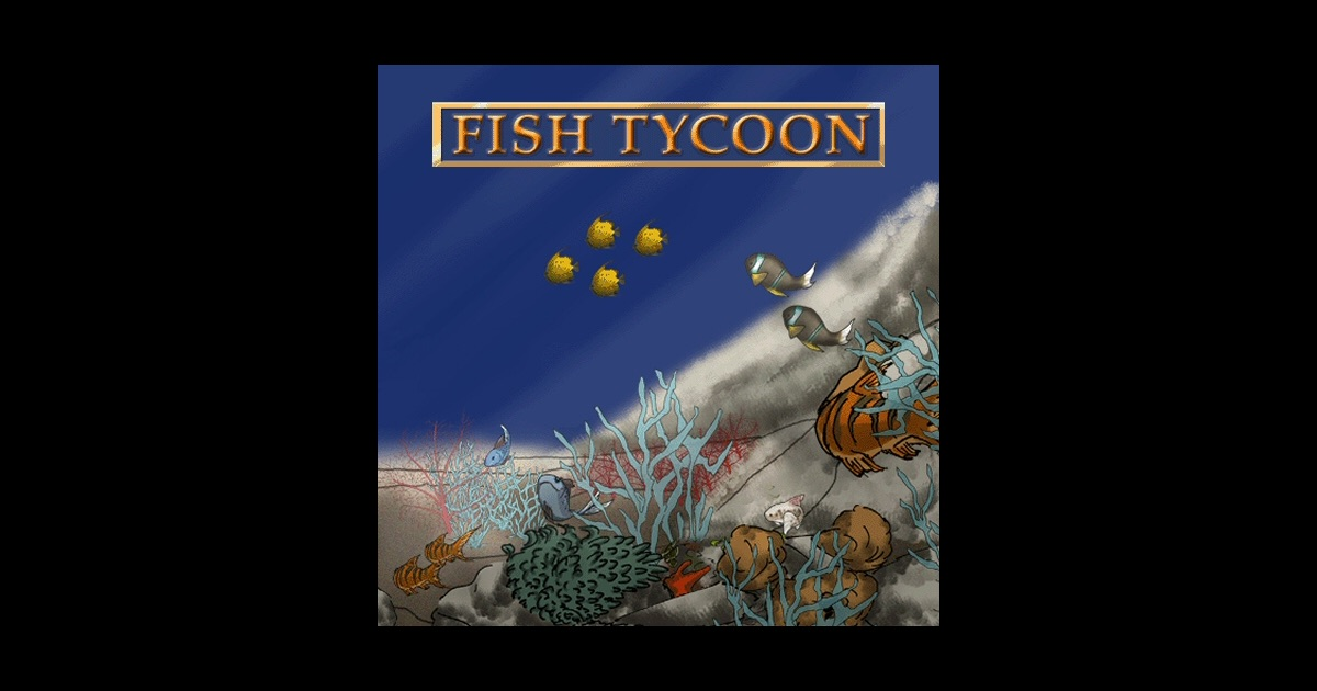 Fish tycoon on the mac app store for 1 fish 2 fish store
