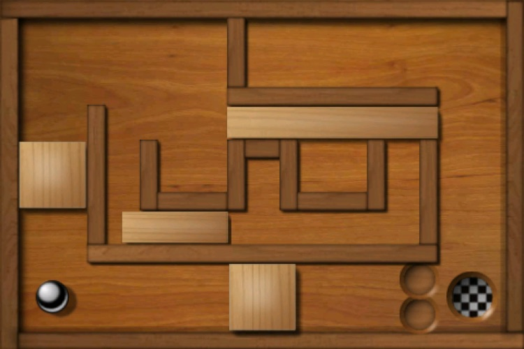 Super Marble Maze Free screenshot-1
