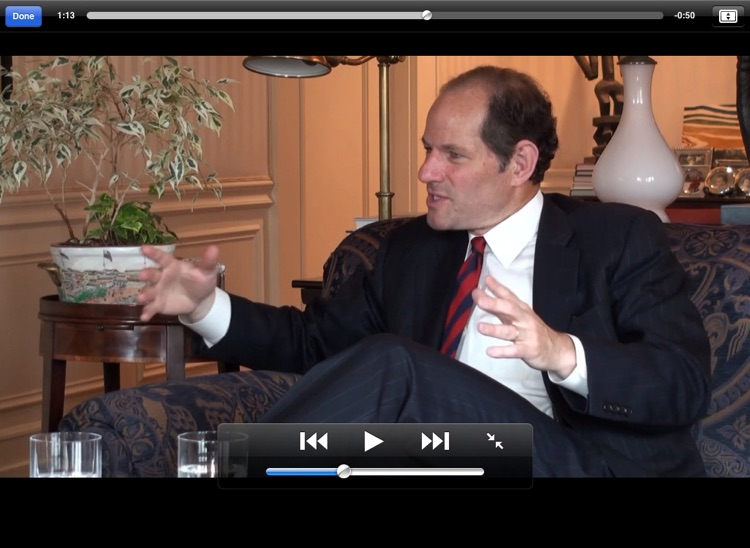 Turning Point: Eliot Spitzer