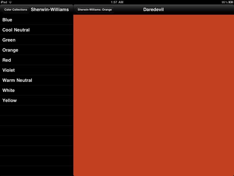 Paint Colors HD screenshot-4