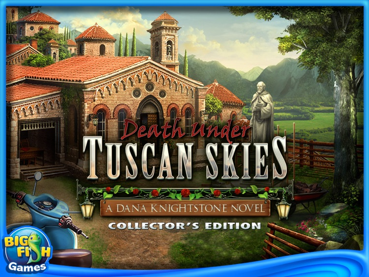 Death Under Tuscan Skies: A Dana Knightstone Novel Collector's Edition HD