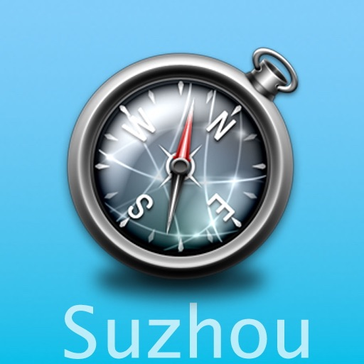 Suzhou(苏州) Offline Map