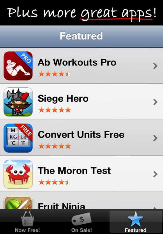 Find Free Apps screenshot-4