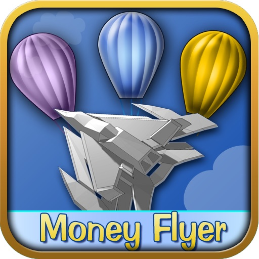 Money Flyer Game HD