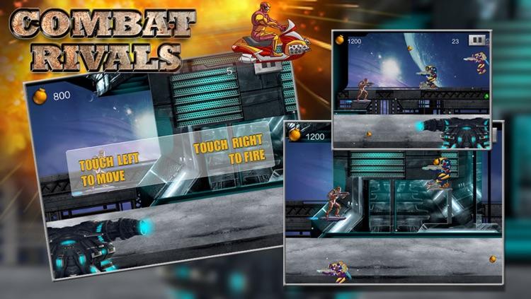 Combat Rivals - Future Robot Warriors At War In Elite Galaxy (Free Game App)