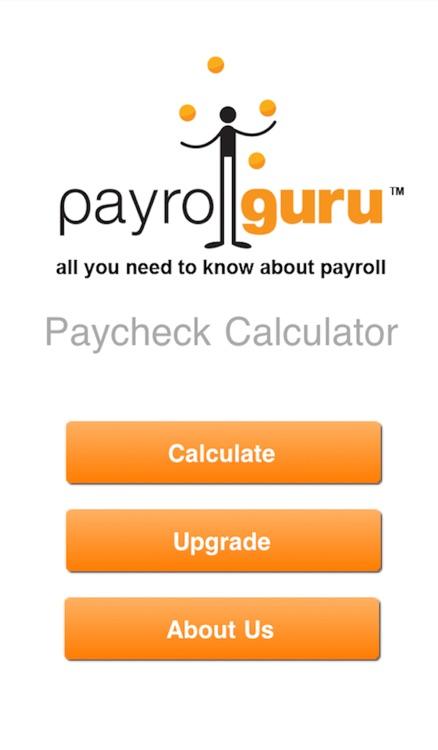 Paycheck Calc