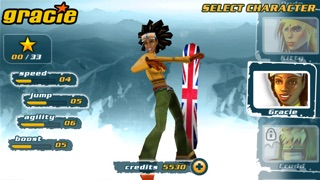 Screenshot #7 for Snowboard Hero