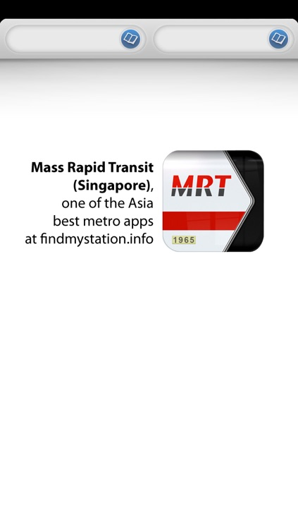 Singapore Metro Maps