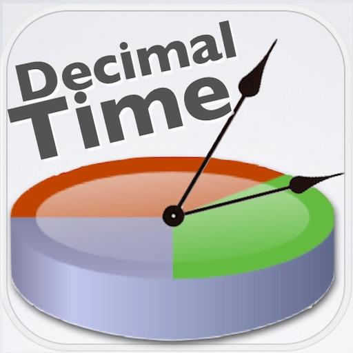 Decimal Time Clock Converter