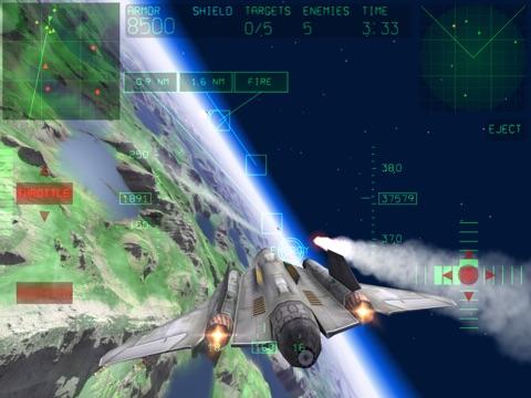 Fractal Combat на iPad