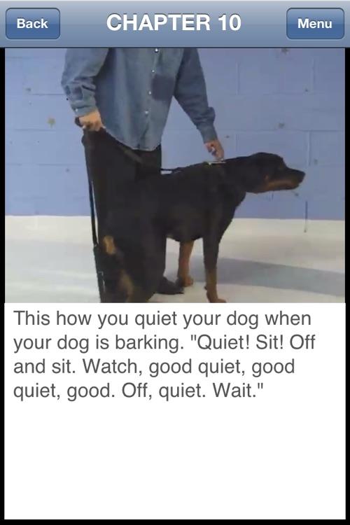 Dog Training screenshot-4