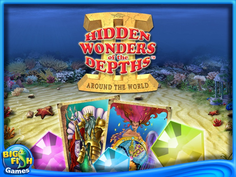Hidden Wonders of the Depths 2 HD