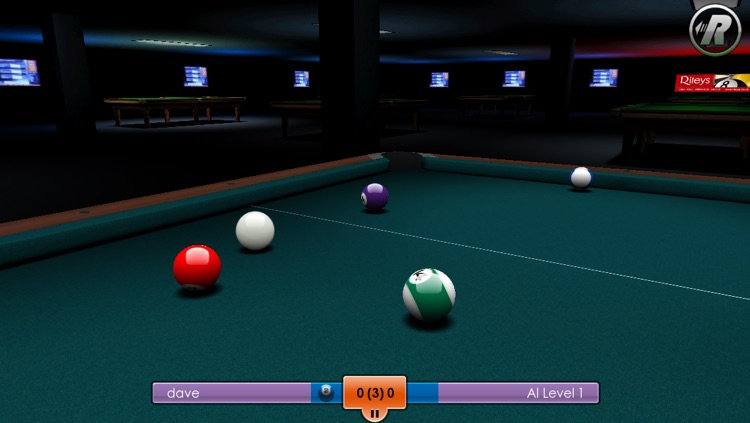International Snooker 2012 Free screenshot-3