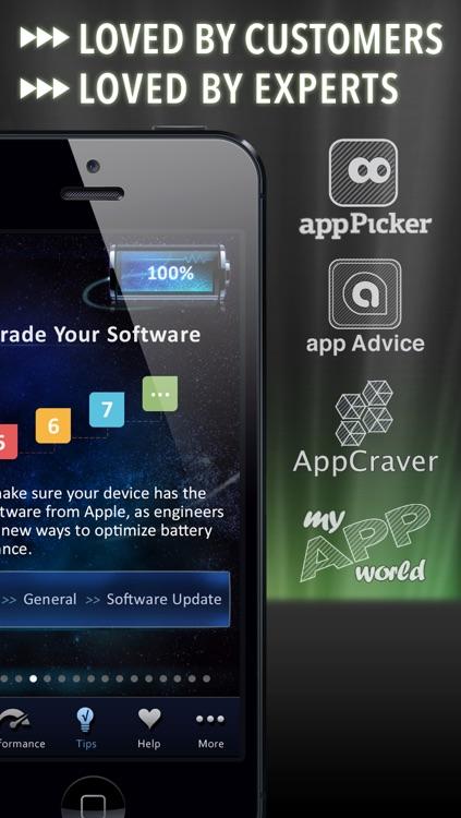 Battery Life Magic Pro: The Battery Saver screenshot-4
