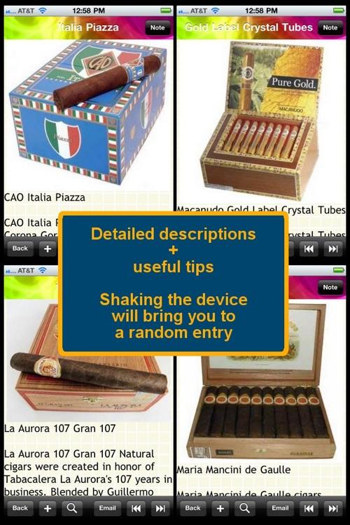 The Cigar Encyclopedia