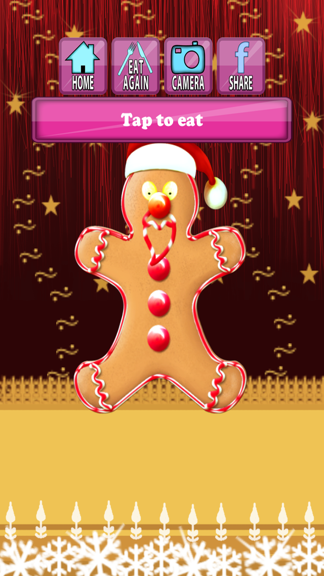 Gingerbread screenshot two