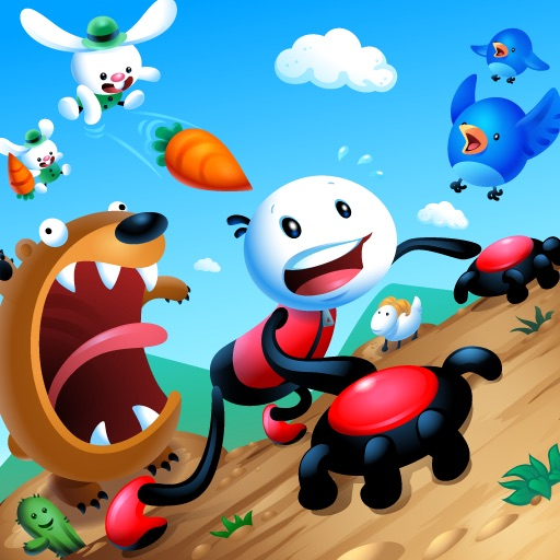 StickMan Rocks Review
