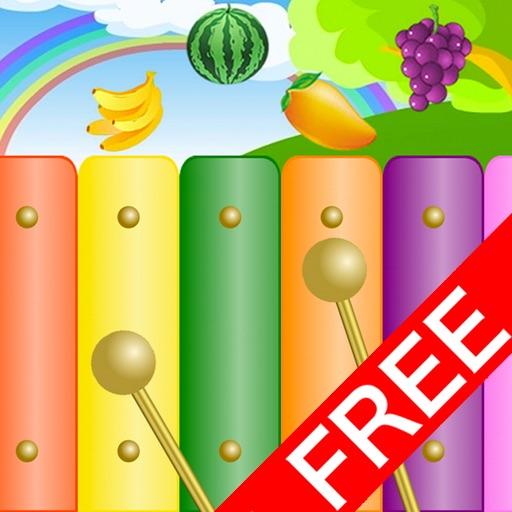 Kids Fruit Xylophone Lite