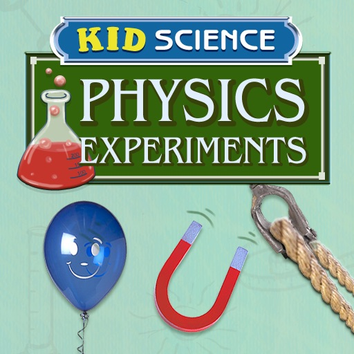 Kid Science: Physics Experiments icon