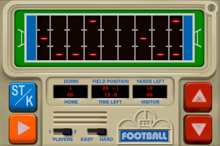 LED Football screenshot-0