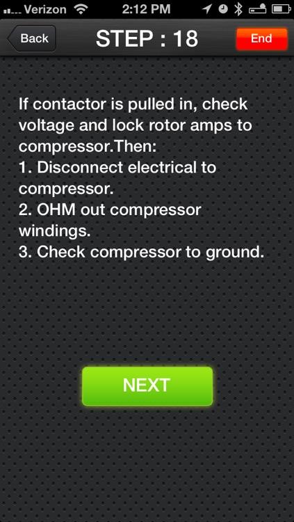 HVAC Troubleshooting screenshot-3