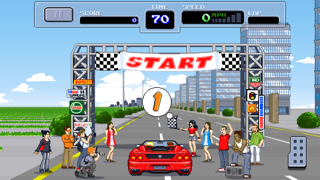Screenshot from Final Freeway 2R