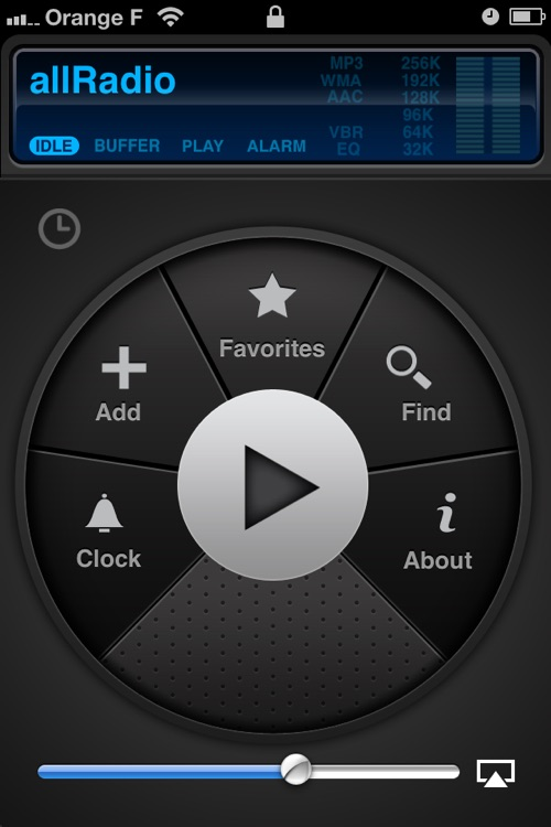 allRadio screenshot-0