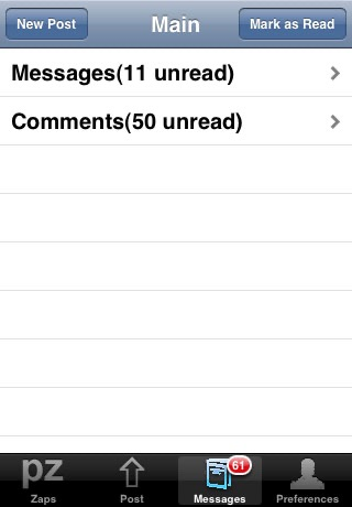 PhoneZap screenshot-4