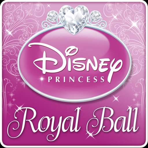 Disney Princess Royal Ball iOS App