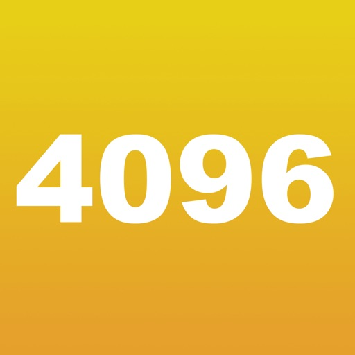 4096 - inspired by 2048