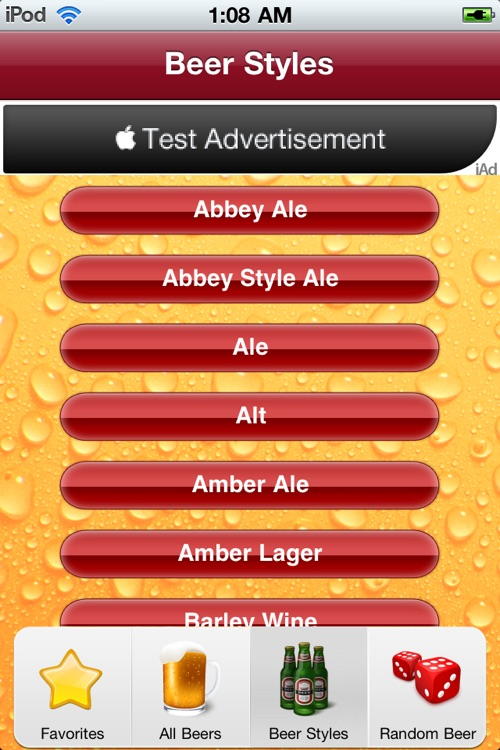 7,800+ Beer Brands Free screenshot-1
