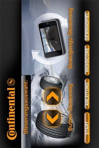 ContiTireRace - Das Continental RennspielScreenshot von 1