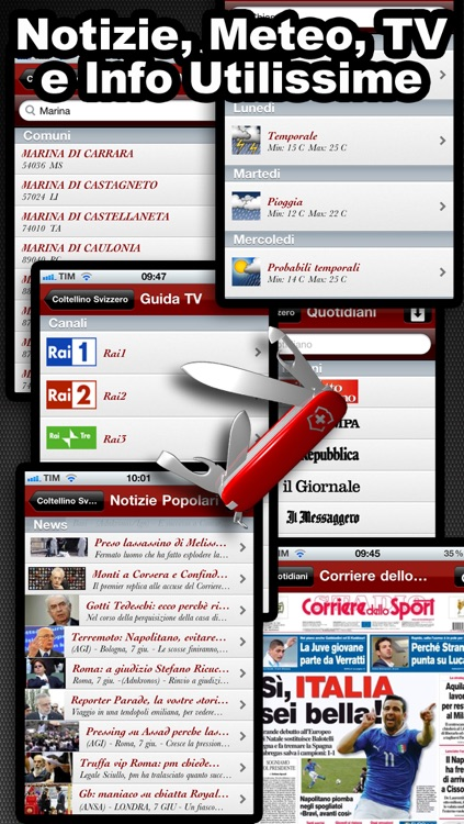 Coltellino Svizzero screenshot-2