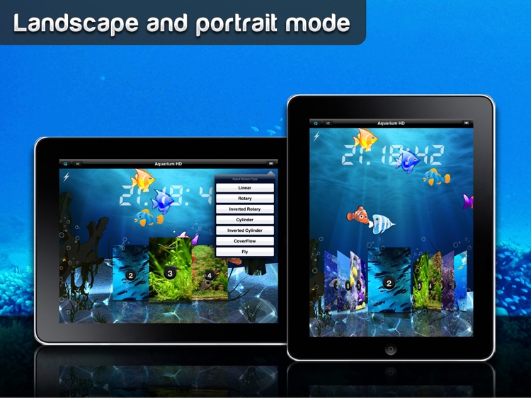 Aquarium HD screenshot-4