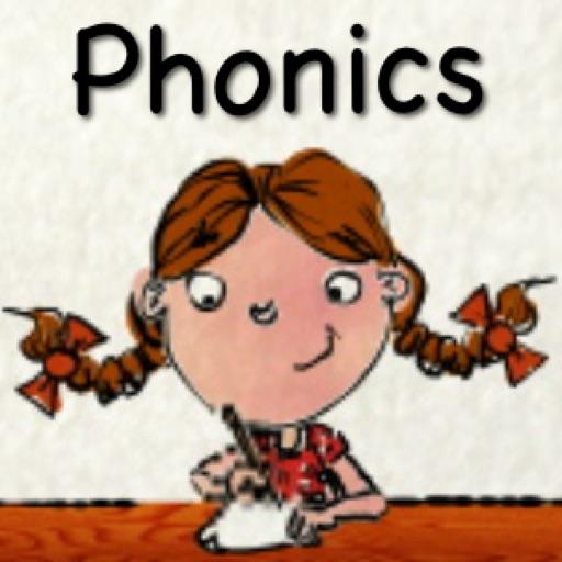 Kindergarten Phonics - Talking Flash Cards with Sight Words