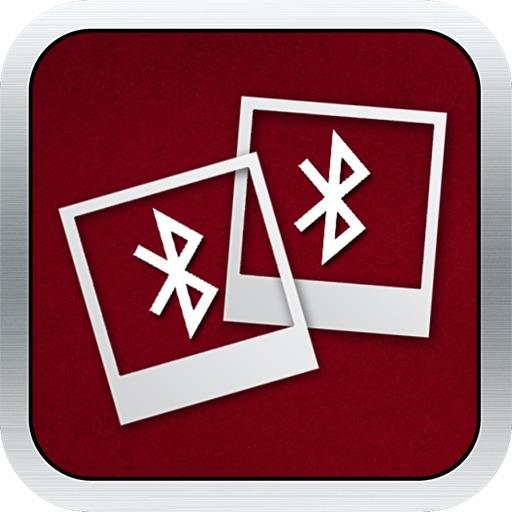 Bluetooth Photo Copy icon