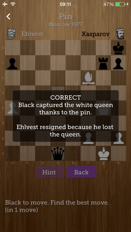 Chess Masters screenshot-1