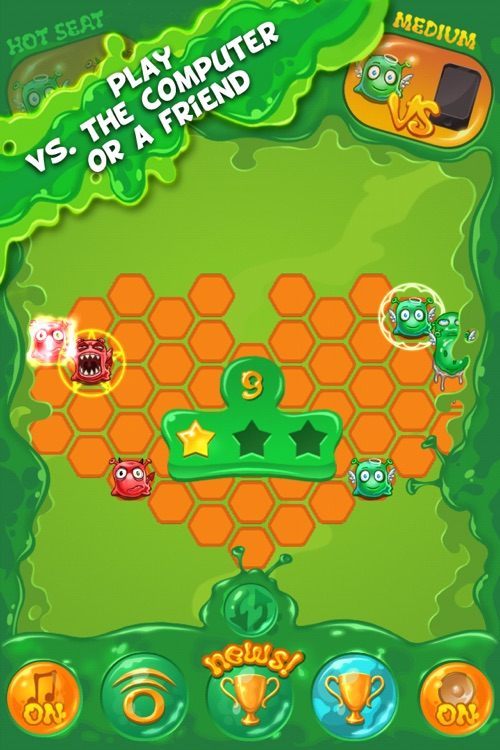 Battle Slugs screenshot-3