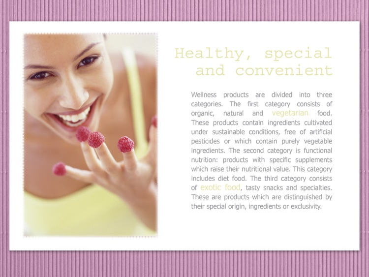 Wellness Cookbook+ by Food4Health screenshot-3