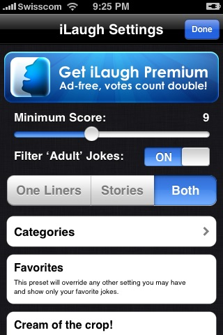 iLaugh Lite – Cool Jokes & more