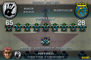 Speedball 2 Evolution screenshot two