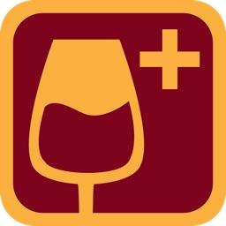 Wine Journal+ Professional Wine Log for Wine En...