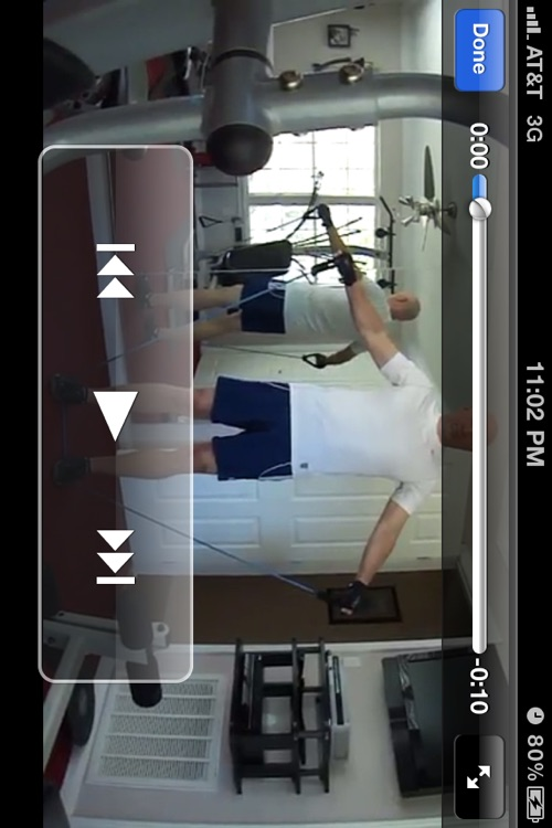 Golf Fitness Made Easy screenshot-3