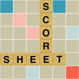 Adnoto - scoresheet for SCRABBLE®