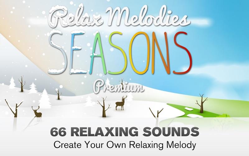 Relax Melodies Seasons Premium Screenshot