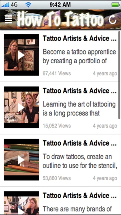How To Tattoo: Become a Tattoo Artist & Learn How To Tattoo! screenshot-3