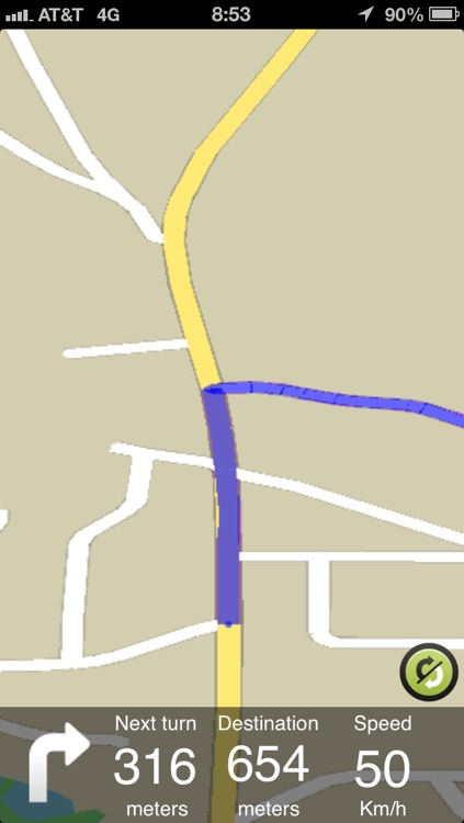 Sri Lanka GPS Map screenshot-2